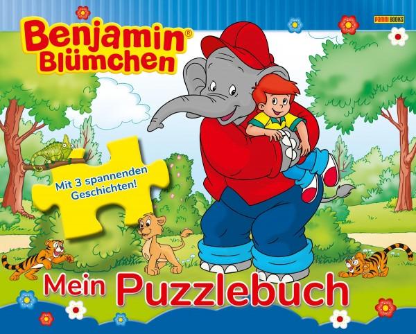 Benjamin Blümchen - Mein Puzzlebuch