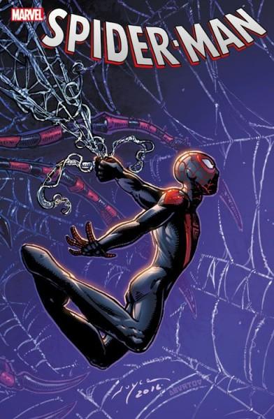 Spider-Man 28 (2016) Variant - Comic Action Essen 2018