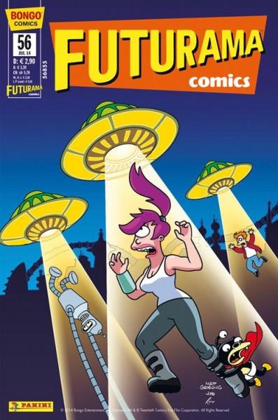 Futurama Comics 56
