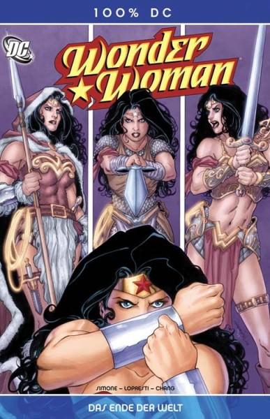 100% DC 23: Wonder Woman 3