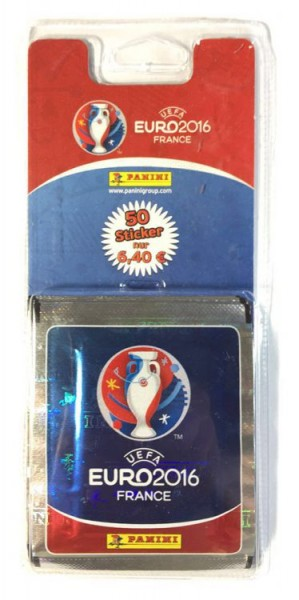 UEFA Euro 2016 Sticker Kollektion - Blister