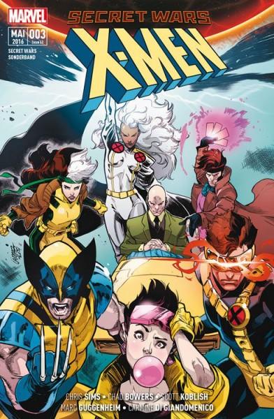 Secret Wars Sonderband 3: X-Men