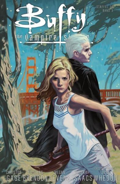 Buffy the Vampire Slayer - 10. Staffel 3