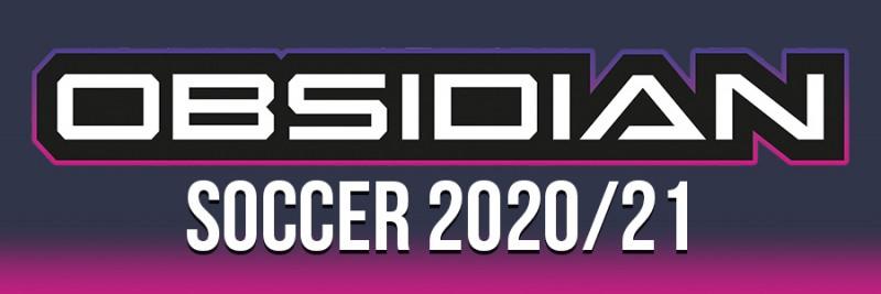 Obsidian Soccer 2020/21 Trading Cards - Banner
