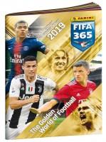 Panini FIFA 365 2019 Stickerkollektion – Album