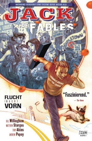 Jack of Fables 1: Flucht Nach Vorn