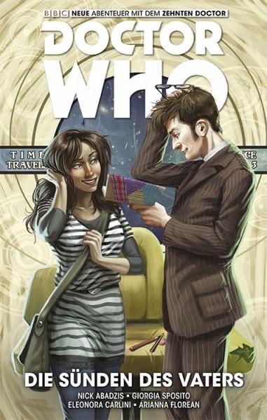 Doctor Who: Der zehnte Doctor 6: Die Sünden des Vaters