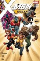 X-Men - Gold 1 - Ein neuer Morgen