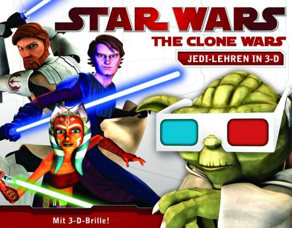Star Wars: The Clone Wars - Jedi-Lehren in 3D