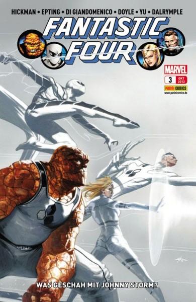 FF - Fantastic Four 3