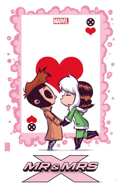 Mr. und Mrs. X 1 Variant