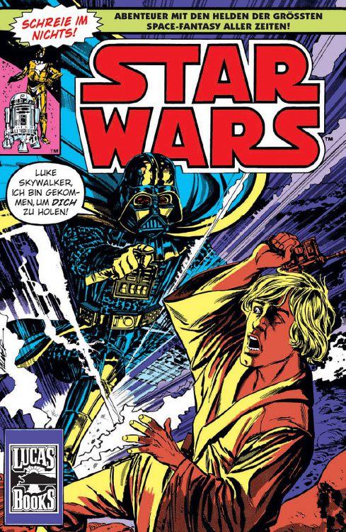 Star Wars Classics 8 - Schreie im...