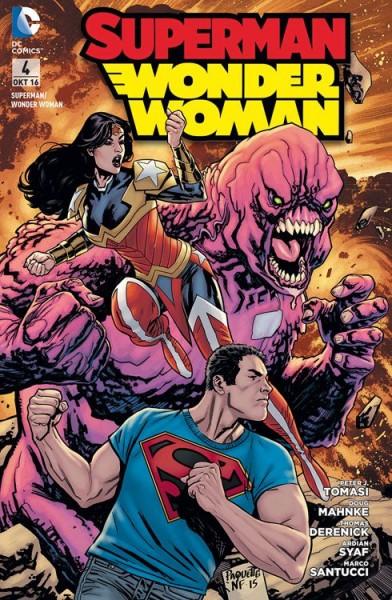 Superman/Wonder Woman 4