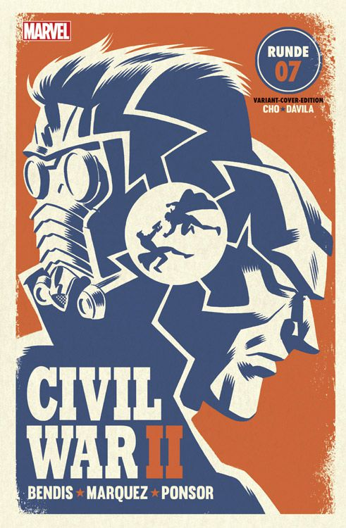 Civil War II Band 8 Variant