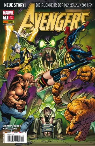 Avengers 15 (2011)