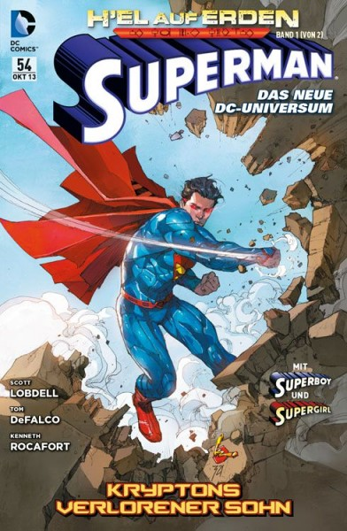 Superman Sonderband 54 - H'el Auf Erden 1