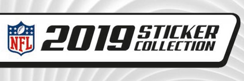 NFL Stickercollection 2019 - Banner