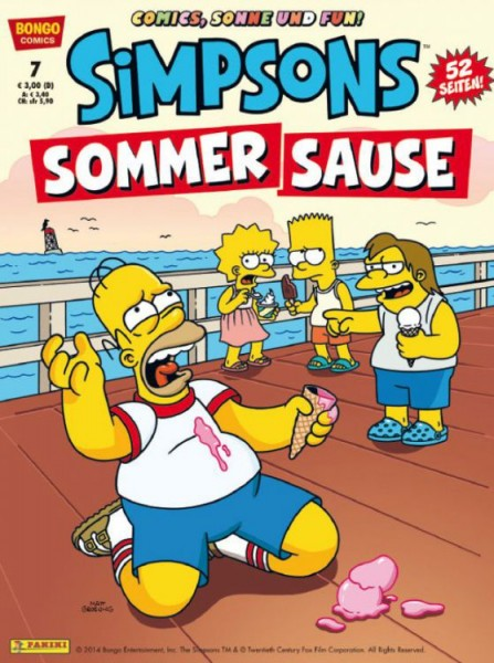 Simpsons Sommer Sause 7