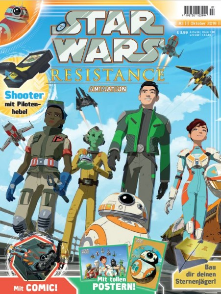Star Wars: Resistance - Animation 3