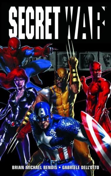 Marvel: Secret War
