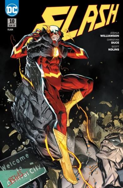 Flash 10: Eiskaltes Bündnis