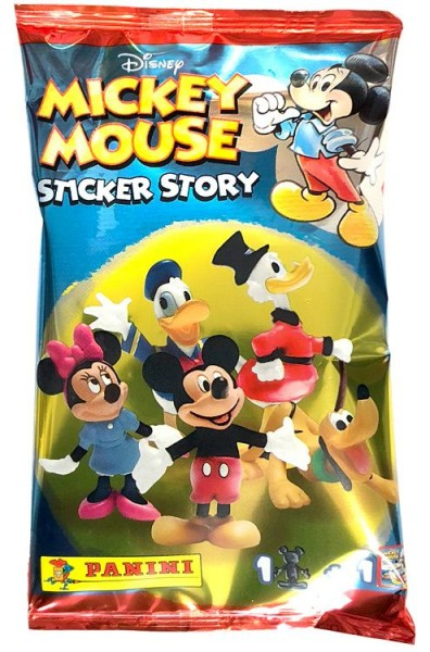 90 Jahre Micky Maus Sammelkollektion - Flowpack Tüte