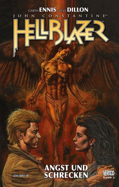 Hellblazer: Garth Ennis Collection 3 - Angst und Schrecken