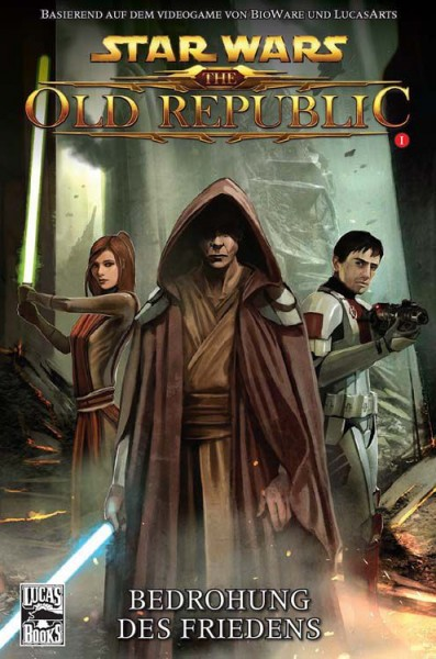 Star Wars Sonderband 59: The Old Republic I - Comic zum Game