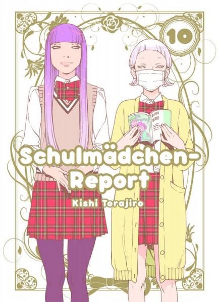 Schulmädchen-Report 10