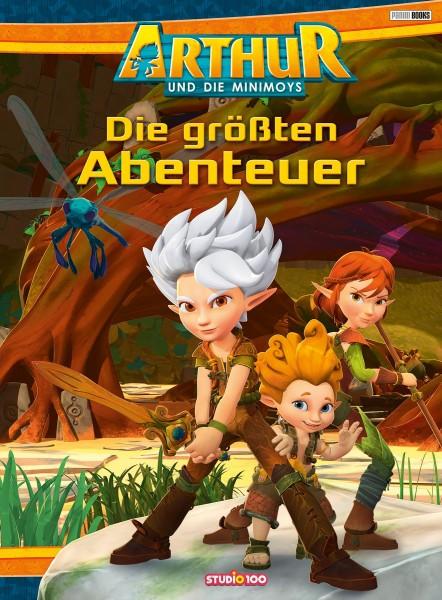 Arthur und die Minimoys - Die größten Abenteuer