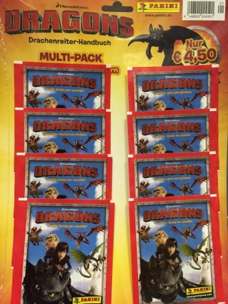 Dragons - Multi Pack - 8 Tüten