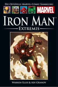 Hachette Marvel Collection 3: Iron Man - Extremis