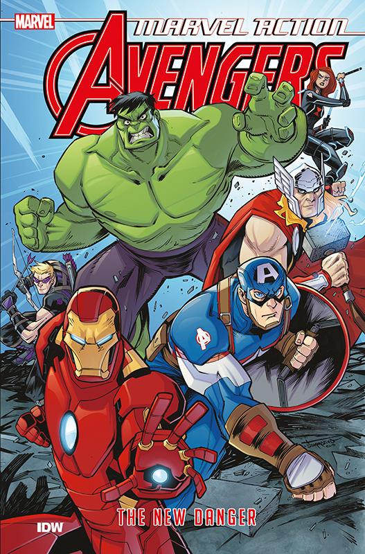 Marvel Action: Avengers 1