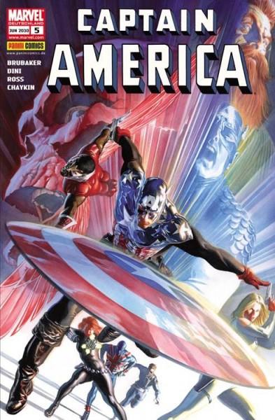 Captain America 5 (2008)