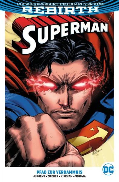 Superman Paperback 1: Pfad zur Verdammnis