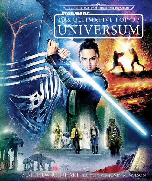 Star Wars: Das Ultimative Pop-Up Universum