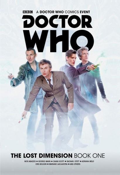 Doctor Who: Die verlorene Dimension 1