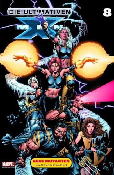 Die Ultimativen X-Men 8