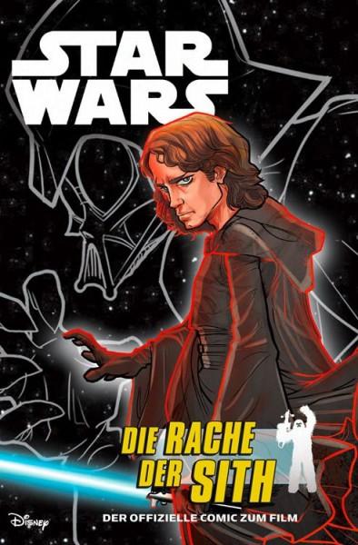 Star Wars Junior Graphic Novel: Episode III - Die Rache der Sith