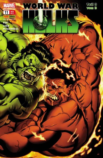 Hulk 11: World War Hulks 3