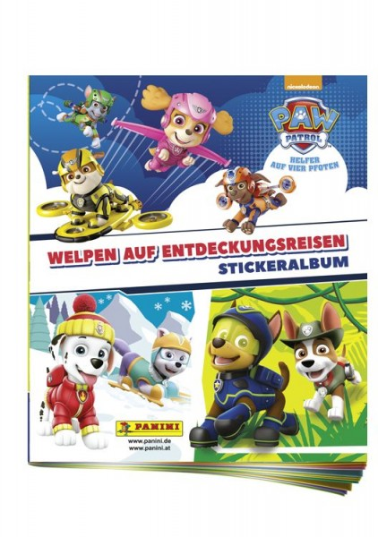 Paw Patrol Stickerkollektion 2 - Album
