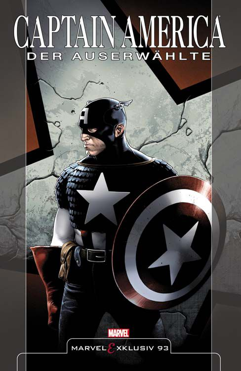 Marvel Exklusiv 93: Captain America -...