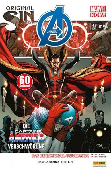 Avengers 19 (2013)