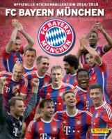 Bayern München Sticker-Kollektion 2014/15 - Album
