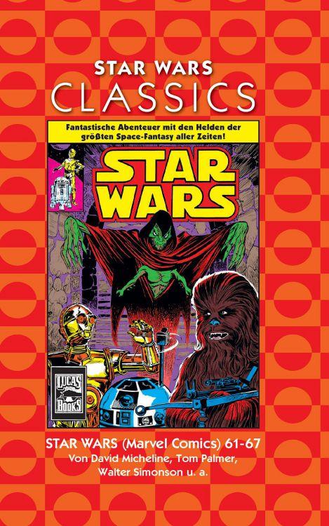 Star Wars Classics 8: Schreie im...