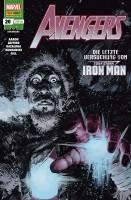 Avengers 20 Cover