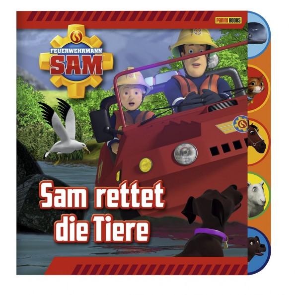 Feuerwehrmann Sam - Sam Rettet die Tiere