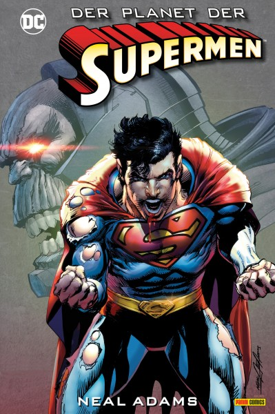 Superman: Der Planet der Supermen Hardcover