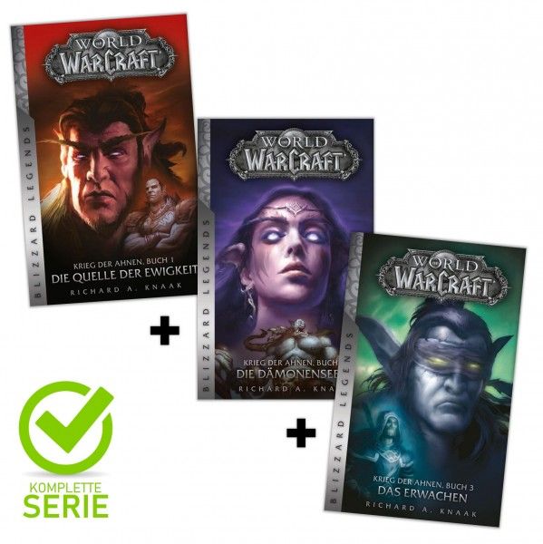 World of Warcraft: Krieg der Ahnen Komplett-Bundle