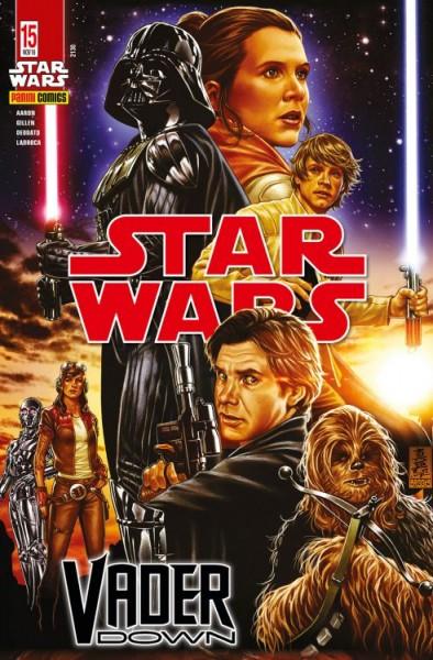 Star Wars 15: Vader Down 3 - Kiosk-Ausgabe